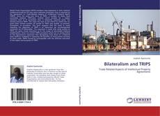 Couverture de Bilateralism and TRIPS