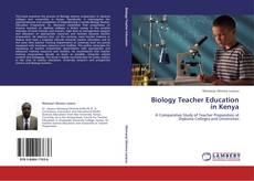 Portada del libro de Biology Teacher Education in Kenya