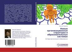Обложка Новые организационные структуры в образовательных системах