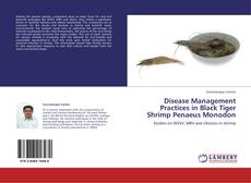 Buchcover von Disease Management Practices in Black Tiger Shrimp Penaeus Monodon