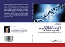 Buchcover von Cytokine Genes and Coronary Heart Disease in an Indian Population