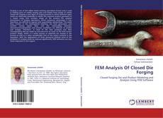 Couverture de FEM Analysis Of Closed Die Forging