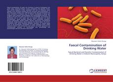 Portada del libro de Faecal Contamination of Drinking Water