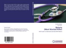 Portada del libro de Malaria  (Most Wanted Killer)
