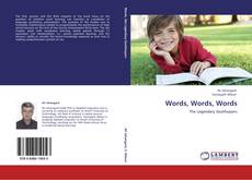 Bookcover of Words, Words, Words