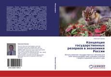Borítókép a  Концепция государственных резервов в экономике России - hoz