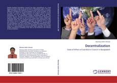 Bookcover of Decentralization