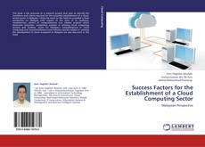 Bookcover of Success Factors for the Establishment of a Cloud Computing Sector