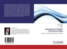 Capa do livro de Recasting of Nickel-Chromium Alloy