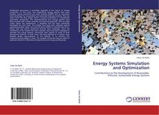 Bookcover of Energy Systems Simulation and Optimization