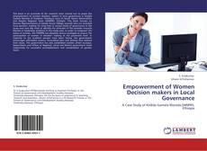 Portada del libro de Empowerment of Women Decision makers in Local Governance