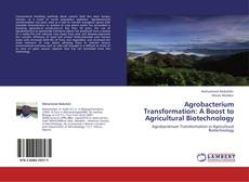 Capa do livro de Agrobacterium Transformation: A Boost to Agricultural Biotechnology