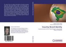 Bookcover of Country Brand Identity