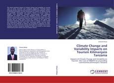 Portada del libro de Climate Change and Variability Impacts on Tourism Kilimanjaro Tanzania