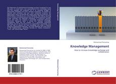 Bookcover of Knowledge Management