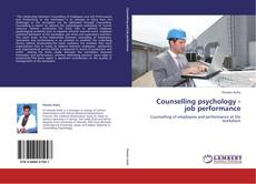 Borítókép a  Counselling psychology - job performance - hoz