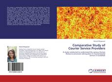 Bookcover of Comparative Study of Courier Service Providers
