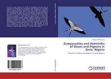 Capa do livro de Ectoparasites and Helminths of Doves and Pigeons in Zaria, Nigeria