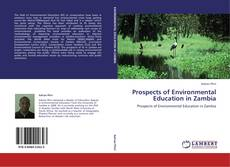 Buchcover von Prospects of Environmental Education in Zambia