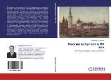 Bookcover of Россия вступает в ХХ век