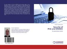 Portada del libro de Security of  IPv6 and DNSSEC