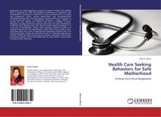 Couverture de Health Care Seeking Behaviors for Safe Motherhood