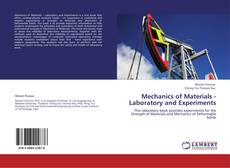 Mechanics of Materials - Laboratory and Experiments的封面