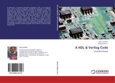 Capa do livro de A HDL & Verilog Code