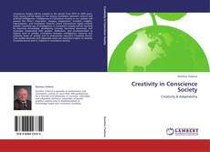 Capa do livro de Creativity in Conscience Society