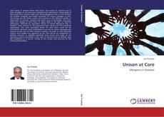 Capa do livro de Unison at Core