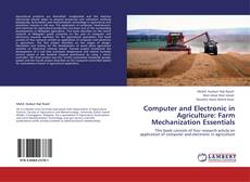 Обложка Computer and Electronic in Agriculture: Farm Mechanization Essentials