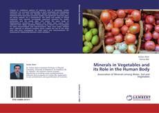 Portada del libro de Minerals in Vegetables and its Role in the Human Body