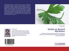 Bookcover of Studies on Bastard Myrobalan