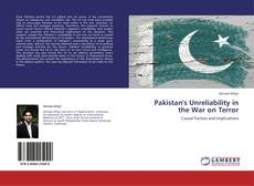 Bookcover of Pakistan's Unreliability in the War on Terror