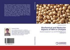 Portada del libro de Biochemical and Molecular Aspects of Wilt in Chickpea