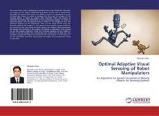Capa do livro de Optimal Adaptive Visual Servoing of Robot Manipulators