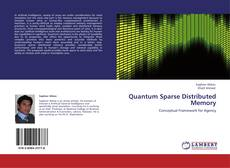 Bookcover of Quantum Sparse Distributed Memory