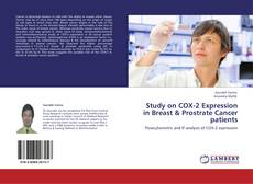 Bookcover of Study on COX-2 Expression in Breast & Prostrate Cancer patients