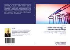 Capa do livro de Nanotechnology Vs Bionanotechnology