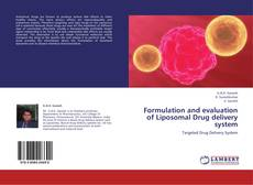 Borítókép a  Formulation and evaluation of Liposomal Drug delivery system - hoz