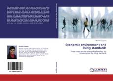 Bookcover of Economic environment and living standards