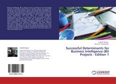 Bookcover of Successful Determinants for Business Intelligence (BI) Projects - Edition 1
