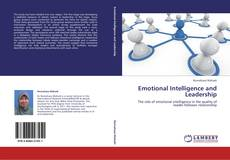 Bookcover of Emotional Intelligence and Leadership