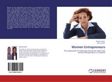 Bookcover of Women Entrepreneurs