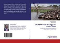 Portada del libro de Environmental Biology and Conservation
