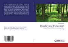 Обложка Literature and Environment