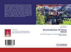 Bookcover of Bioremediation Of Heavy Metals