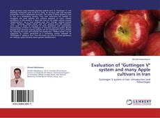 """Copertina di Evaluation of """"Guttingen V"""" system and many Apple cultivars in Iran"""