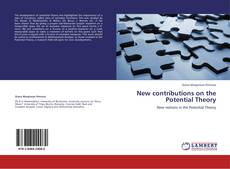 Bookcover of New contributions on the Potential Theory