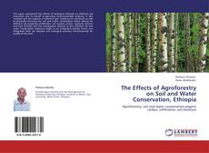 The Effects of Agroforestry on Soil and Water Conservation, Ethiopia kitap kapağı